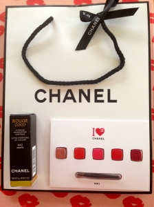 Chanel Rouge CocoLipstick