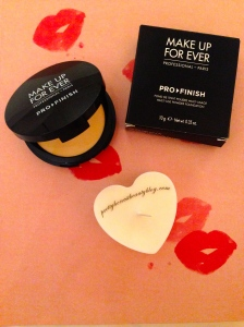 Make Up Forever Pro Finish Powder