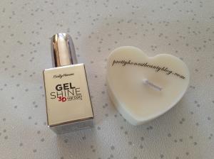 Sally Hansen 3D Gel Shine Topcoat