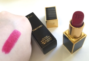 Tom Ford Cherry Lush 10 Lipstick Review Swatch