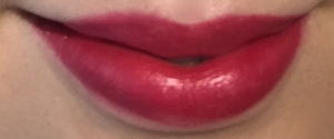 Tom Ford Cherry Lush 10 Lipstick Review
