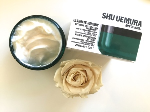 Shu Uemura Art of Hair Ultimate Remedy Masque review