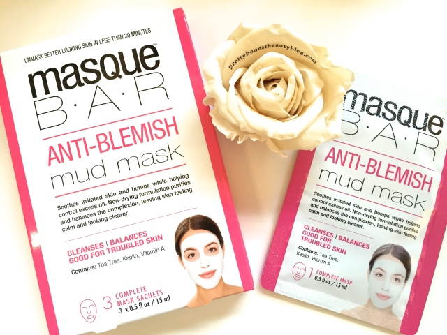 Masque Bar Anti-Blemish Mud Mask