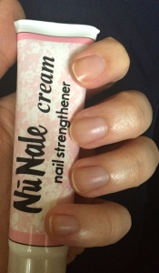 Nu Nale Cream Nail Strengthener Review