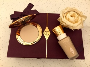 Charlotte Tilbury Magic Foundation and Airbrush Flawless Finish Powder