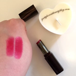 Laura Mercier Creamy Colourbalm Lip Parfait Review Swatch Lipstick