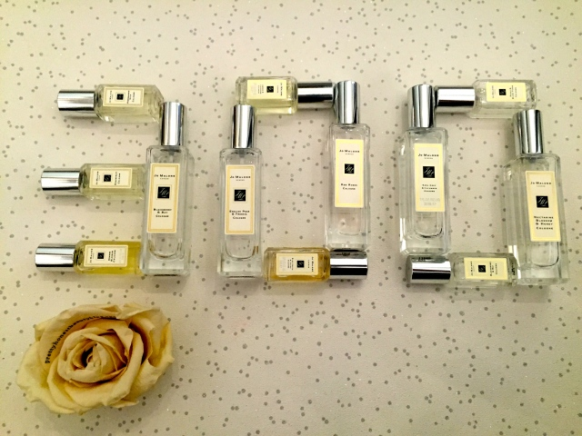 300 blog followers Jo Malone Review