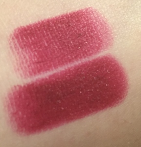 Rimmel Lipstick lasting Finish 107 Lipstick Review Swatch