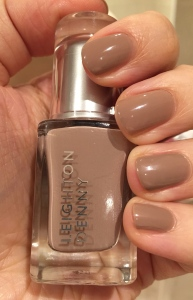 Leighton Denny Supermodel Nail Polish Nail Varnish Review Swatch