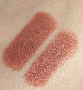 MAC Velvet Teddy Lipstick Review Swatch