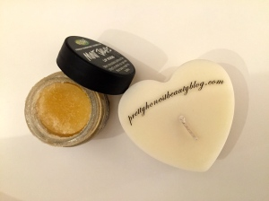 Lush Mint Julips Lip Scrub Review