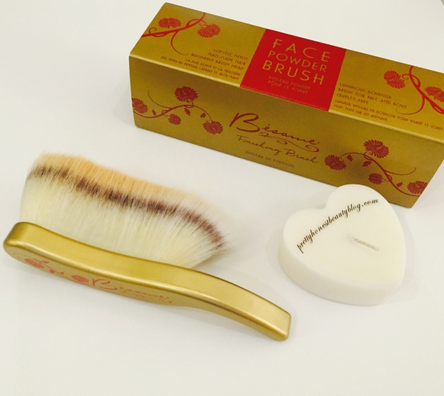 Besame Finishing Brush Face Powder Review