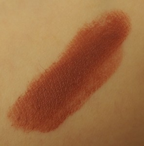 BITE Beauty Butter Cream Lipstick Rosewood Lipstick Review and Swatch