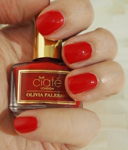 Coat London Olivia Palermo Hutch Nail Polish Nail Varnish Review Swatch My Manicure of the week