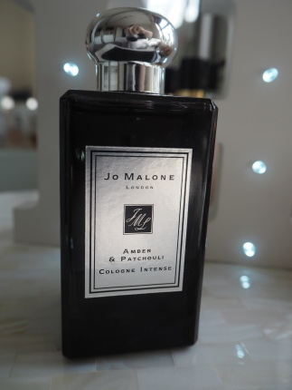 Jo Malone Amber & Patchouli Cologne Intense Perfume Review