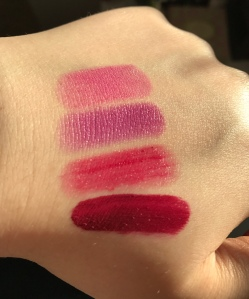 MDM Flow lipstick swatch
